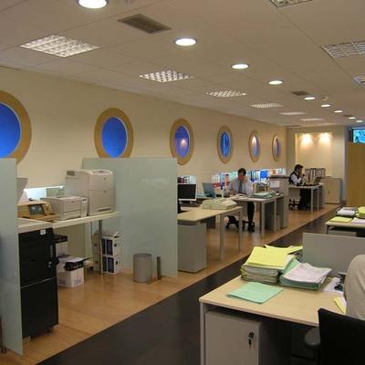 Reforma de oficinas naviera Artiach Zuazaga