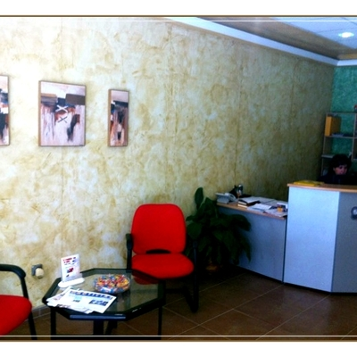 Oficina interior