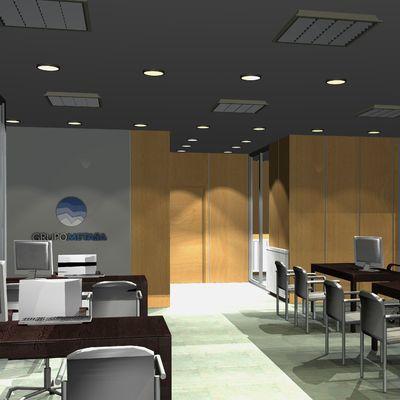 Oficinas comerciales