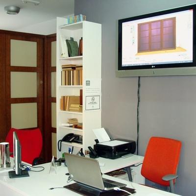 oficinas de diseño 3d