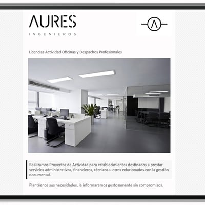 Oficinas y Despachos Profesionales