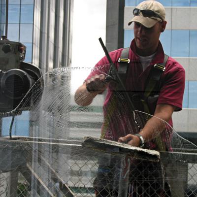 Onehabitat servicios integrales de limpieza,mantenimiento y restauración Habitatservice