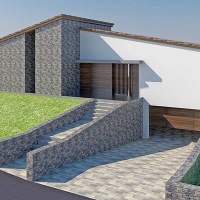 Proyecto de Obra nueva (Bescanó)