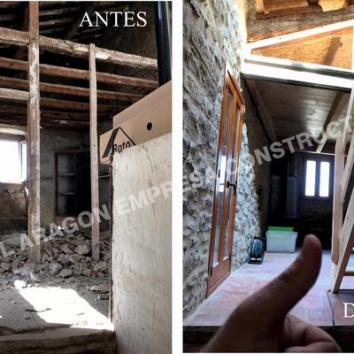 Reformas Viviendas y Casas Rurales en Lleida