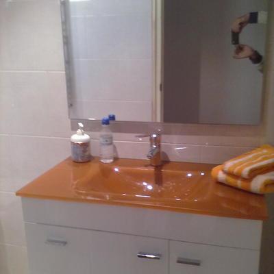 Reforma de baño integlal