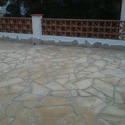 Reabilitacción de terraza