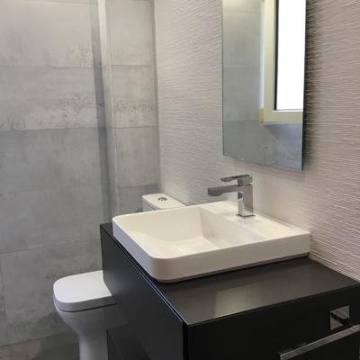 Reforma parcial vivienda - baño