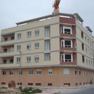 Edificio en Albatera
