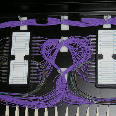 Fusion de fibra ópticas