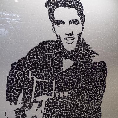 Elvis trencadis.