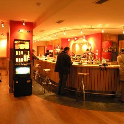 Café bar Capital