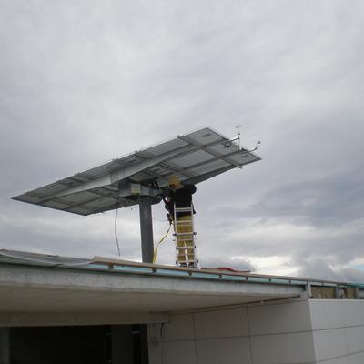 Seguidor solar Autoconsumo