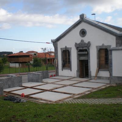 Obra: Casa del Cura