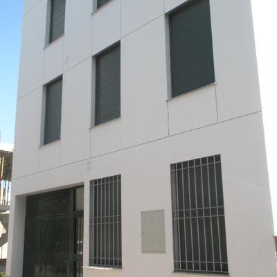 fachada obra nueva
