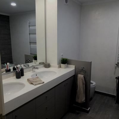 Reforma cuarto de banño