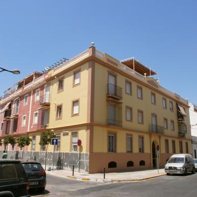 Rehabilitación de fachada