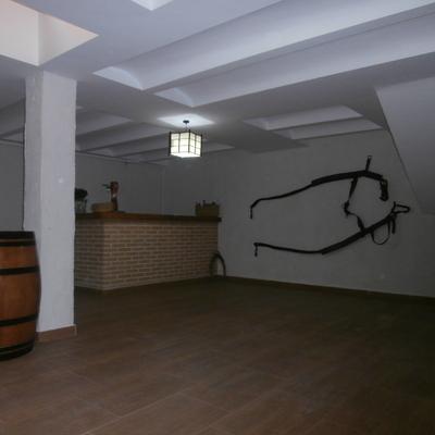 Vivienda Unifamilar-Sala de juegos