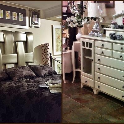 Aparador y dormitorio promocion