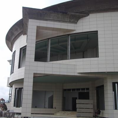 PALACIO CENTRAL DE MONGOMO.GUINEA ECUATORIAL.