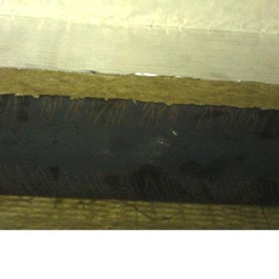 Panel rígido de Lana de Roca