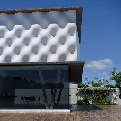 panel fachada