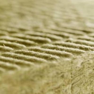 Paneles aislantes ROCKWOOL - lana de roca