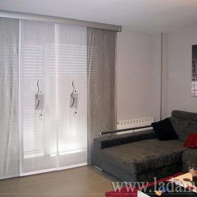Presupuesto cortinas paneles japoneses online habitissimo - Cortinas de paneles japoneses ...