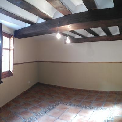 Reforma integral vivienda antigüa en Cuenca