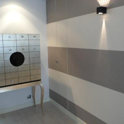 Papel Pintado y Mueble