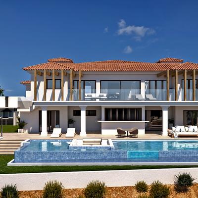 Villa en Hacienda del Álamo