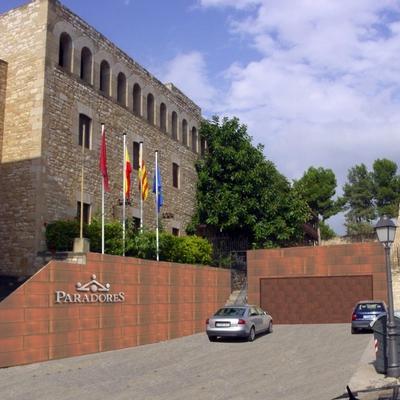 Parador de Turismo de Tortosa (Propuesta)