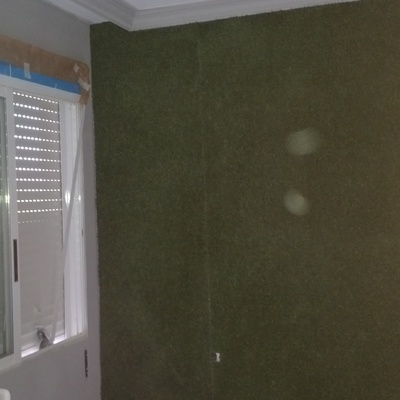 PARED CESPED ARTIFICIAL
