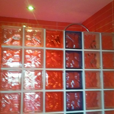 Pared Paves para ducha