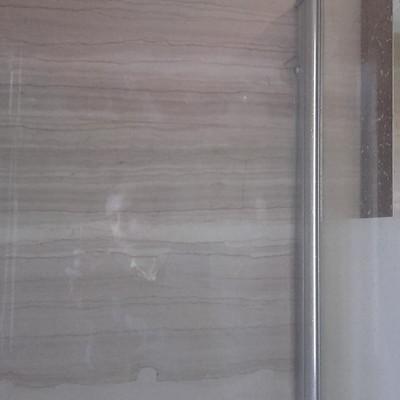 Pulido y abrillantado de paredes de marmol