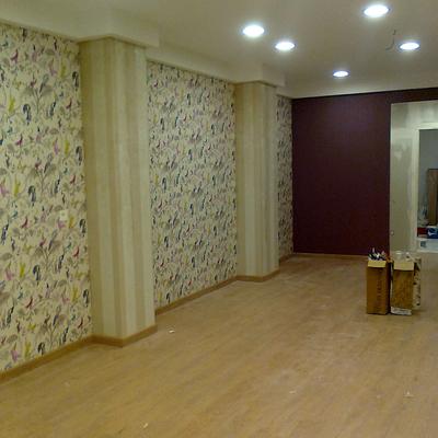 paredes empapeladas