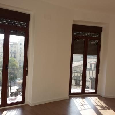 paredes y ventanales