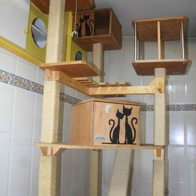 Mobiliario a medida para mascotas