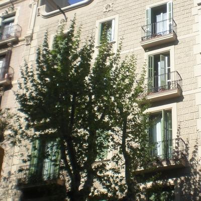 Paseo de Girona esquina Valencia.