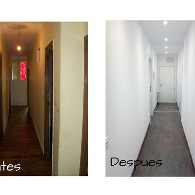 Reforma en piso antiguo