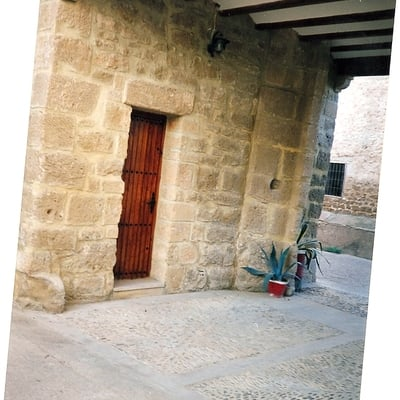Paso de Arco de San José Restaurado