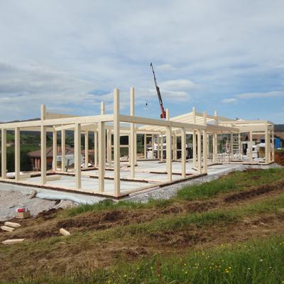 Montaje de estructura principal TimberOnLive