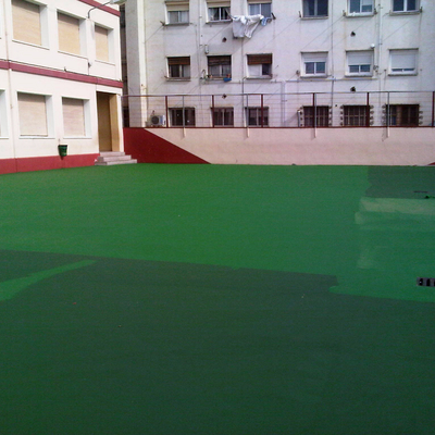 patio de colegio