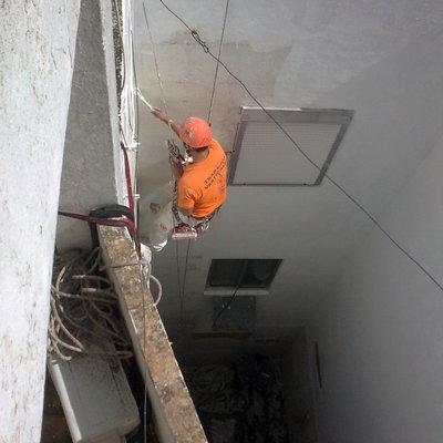 Trabajo vertical