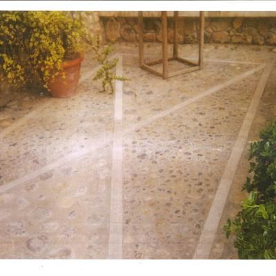 patio mallorquin