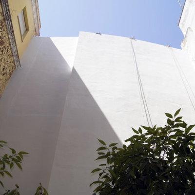 Patio trasero calle San Vicente