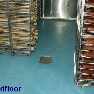 pavimento multicapas epoxi en industria pescado