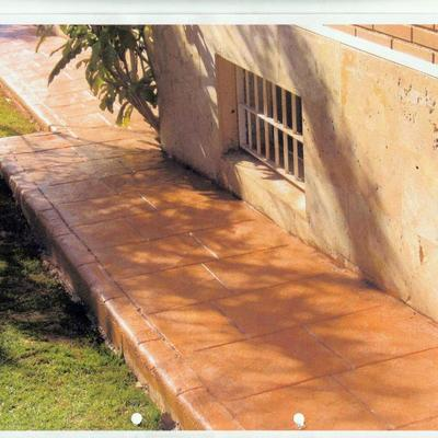 pavimentos impreso de piedra inglesa
