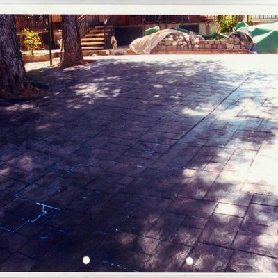 pavimentos impreso de piedra silar