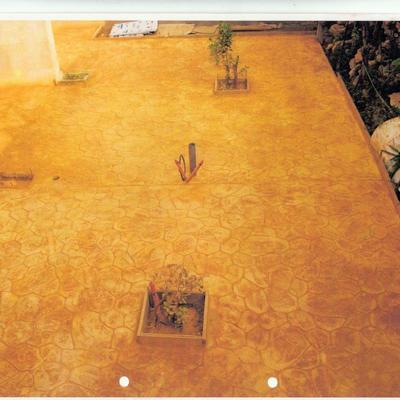 pavimentos impreso piedra irregular