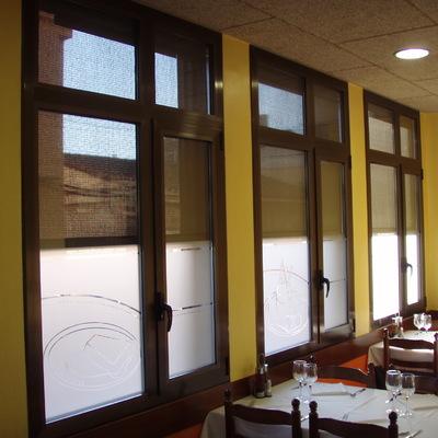 Ventanas restaurante